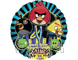 � ��������� Angry Birds P75