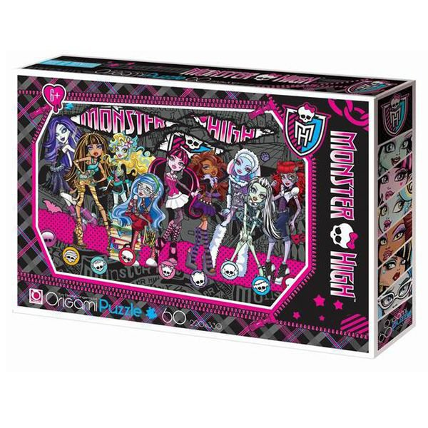 Monster High.Пазл.60A.05910