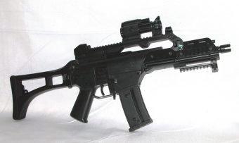 Купить Автомат мех.Штурмовой М-41, приклад. Артикул: 956B ...