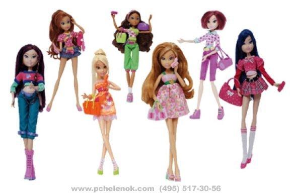 Сколько стоит кукла винкс