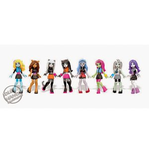 ������. mega bloks monster high ���������-������� � ������������