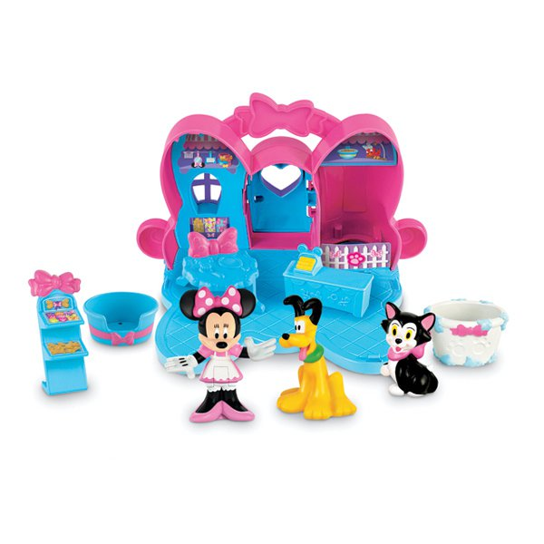 МАТТЕЛ. MMCH MINNIE BOW TIQUE