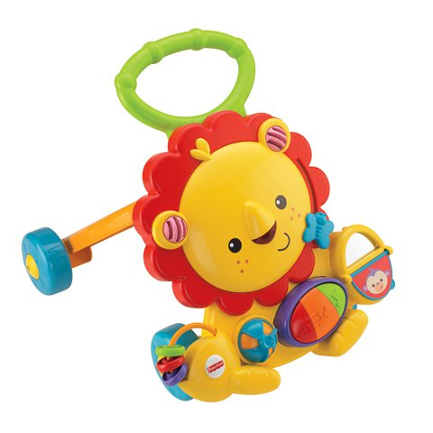 Ходунки 9854Y Львенок Fisher Price