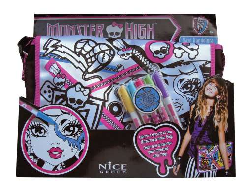 1toy Monster High �����-��������� 38 � 25,5 � 2 ��, ����� �����������, �������