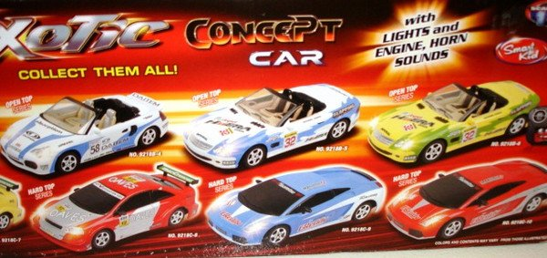 ���������������� ������ 1:18 Exotic Concept �� ������ � ������ 9218