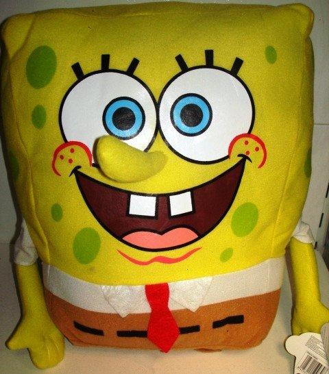 Букет из игрушек Спанч Боб купить в Интернет-магазине в Новосибирске, Оригинальный и необычный подарок!