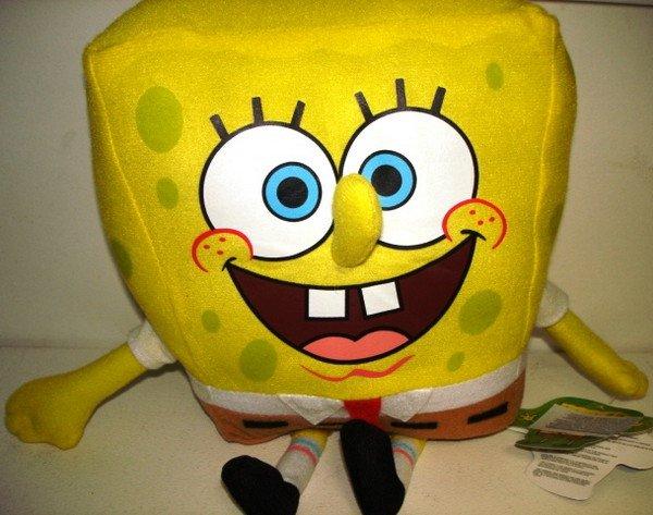 Игрушки из серии Губка Боб. Где купить забавного Боба