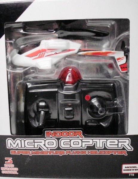 ������� �� ��������������� Micro Copter