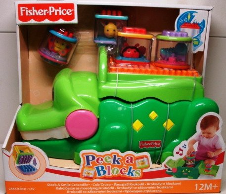 ������� �� �������� �������� � ��������. Fisher-Price