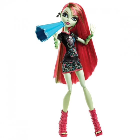 Кукла Monster High.Серия ДУХ ВАМПИРА - Venus McFlytrap