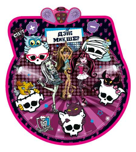 1toy Monster High ��������.���.������ ����-������, 4 ���.,���.���� ���.,�����.CDMP3,96�101��,���.