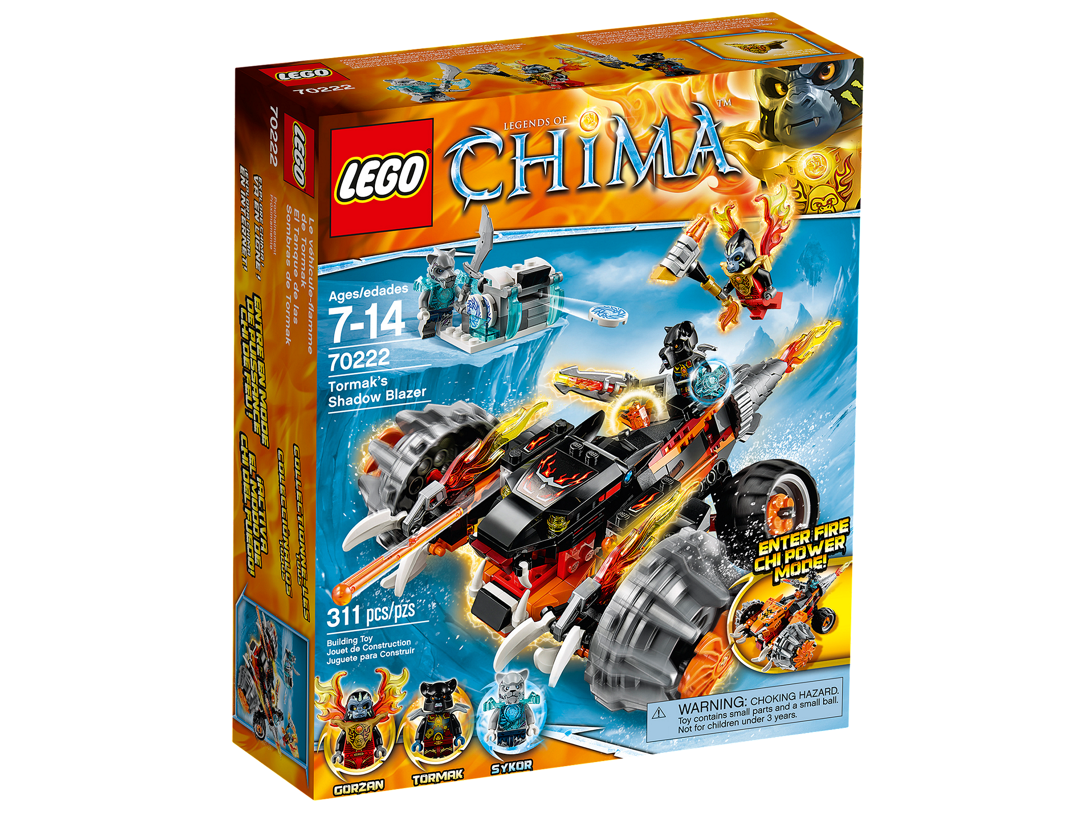 ����������� LEGO LEGENDS OF CHIMA �������� �������� �������