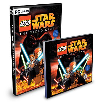 Комп.игра 25815 LEGO Star Wars (Jewel)