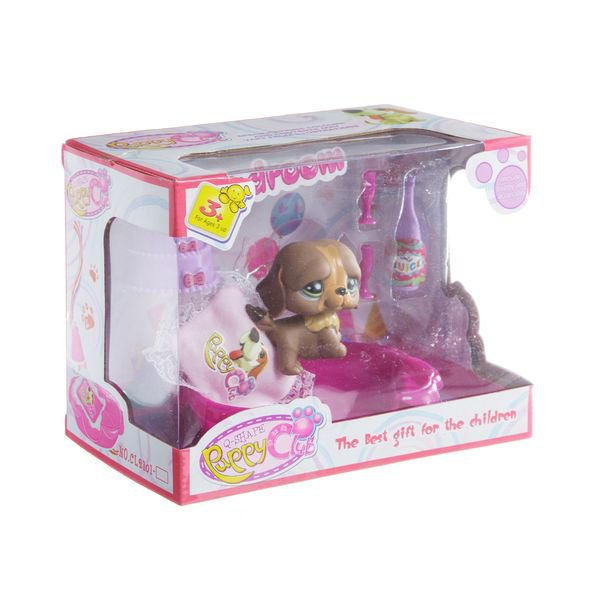 Набор игровой Puppy Club BOX, арт.CL2101-58.