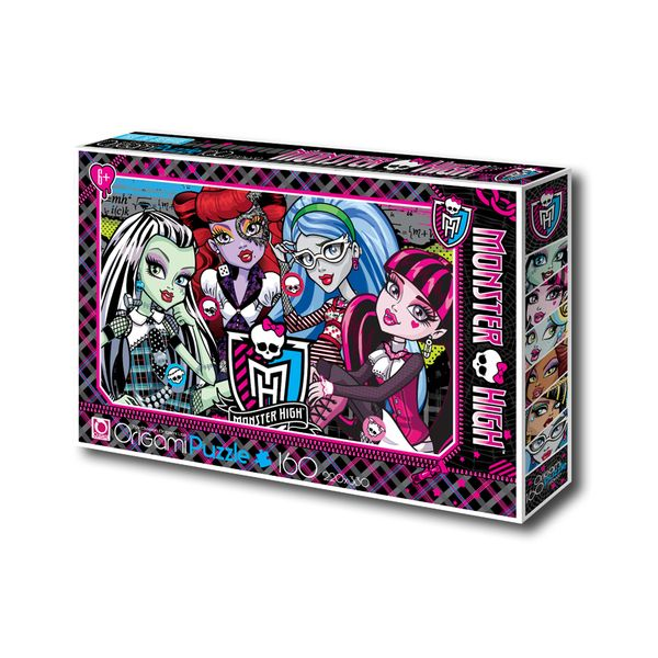 Monster High.Пазл.160A.00216