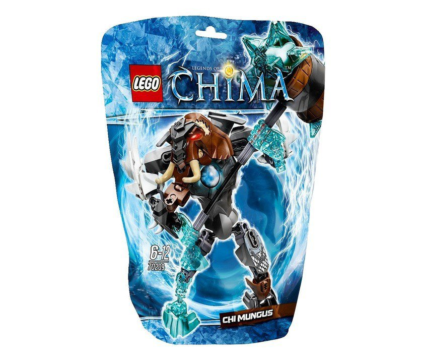 Конструктор LEGO LEGENDS OF CHIMA ЧИ Мангус