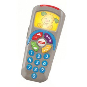 МАТТЕЛ. FISHER-PRICE ПУЛЬТ УЧЕНОГО ЩЕНКА И СЕСТРИЧКИ ЩЕЛКАЙ И УЧИСЬ в кор.4шт