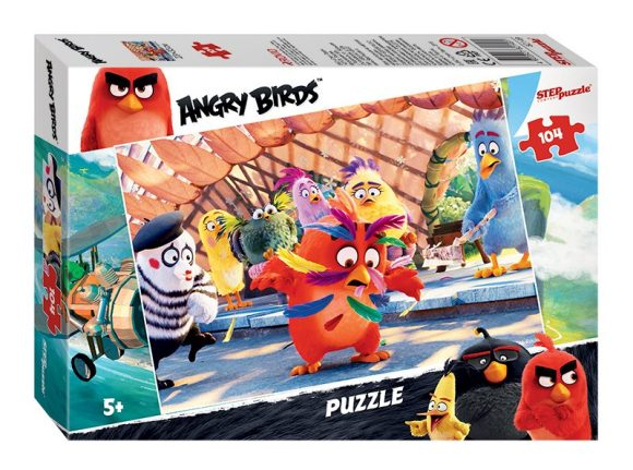 ������� ���� 104 angry birds