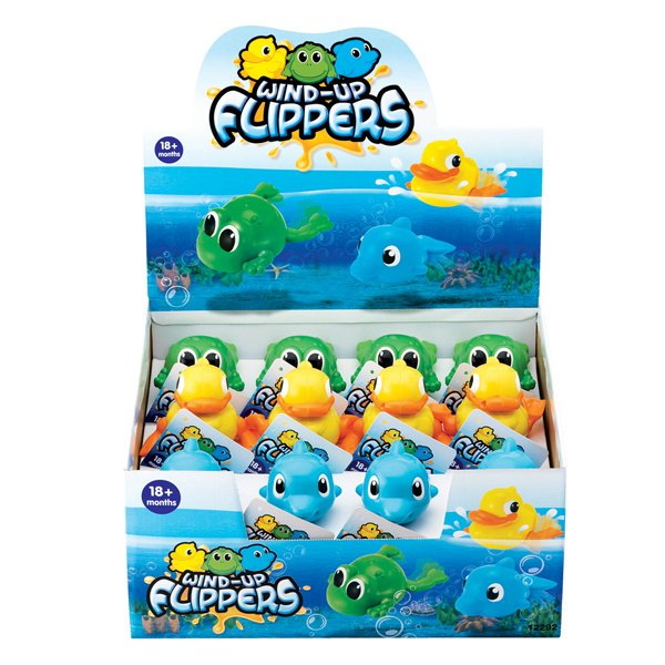 �������� ������� � ������������, ����� Wind-up Flippers, 24  � �������