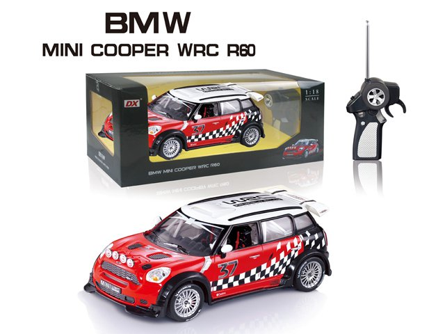 Ру 1:18 BMW MINI COOPER WRC R60 DX11181