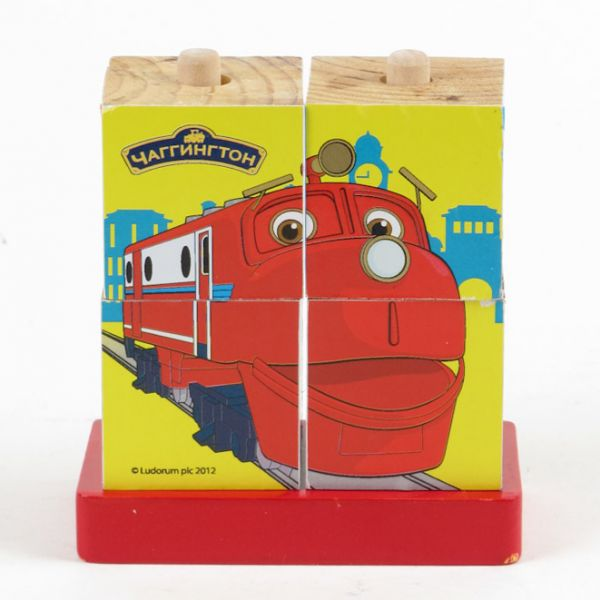 ���. ������� ������ ������ ������-��������� CHUGGINGTON (4 ������) � ���.