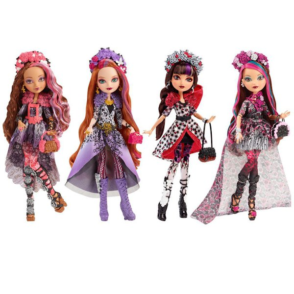 ������. EVER AFTER HIGH� ����� �� ����� ������ ���������