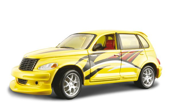 Машина  Chrysler PT Cruiser 124