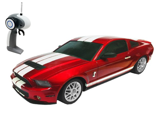 Ру 1:16 Ford-Mustang_Shelby LC258870-2