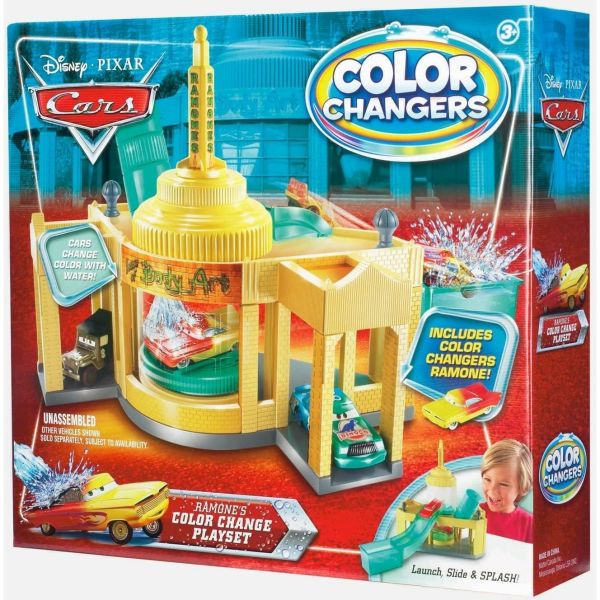 Color Changers Cars  -����� ��� ������� �������� ����