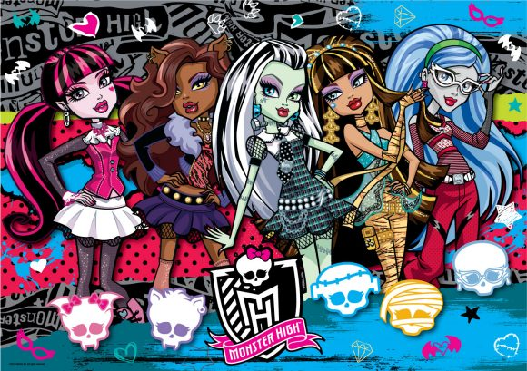 ����� 260 Monster High.05497