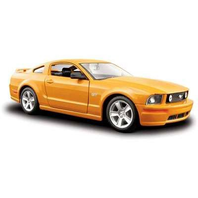 31997 Форд Mustang GT COUPE 2005 1:24  1212
