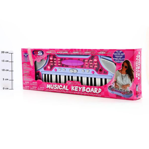 Синтезатор Musical Keyboard, 64*22*8см, Box,арт.44405