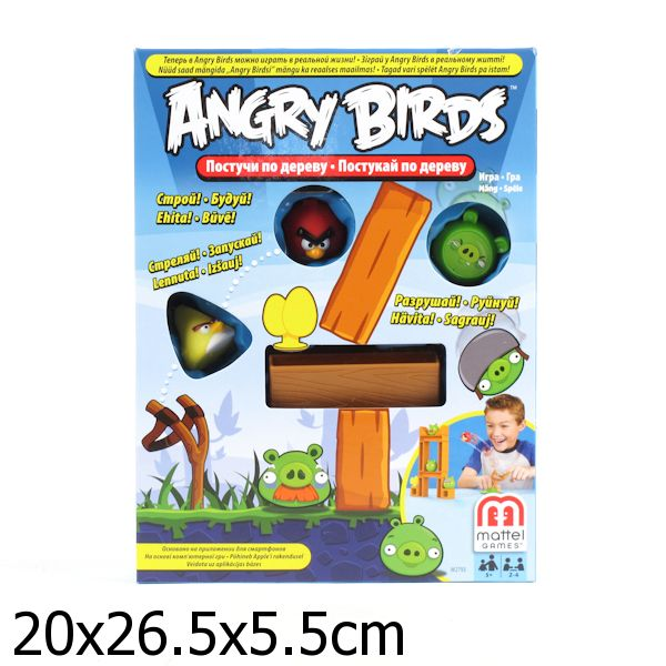 ������. ���������� ���� ANGRY BIRDS