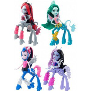 МАТТЕЛ. MONSTER HIGH КУКЛЫ-КЕНТАВРЫ