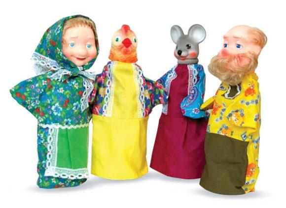 Кукольный театр своими руками на дому 73