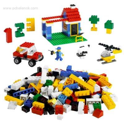 6166 Лего конструктор Большая