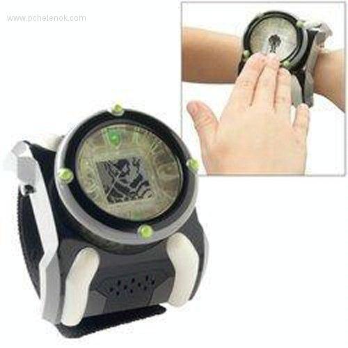 Часы Бен 10 Омниверс (Ben 10 Omniverse) Omnitrix Challenge, цена: 1250 руб, купить в Екатеринбурге, Челябинске, Тюмени, Новосибирске – детский интерне