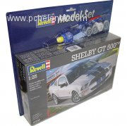 Revell  ����� ���������� Shelby GT 500 (124). ���� 2