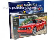 Набор ам 2005 Mustang GT (1:25) Revell. Фото 2