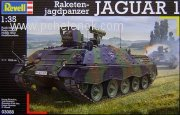 Танк Tank Destroyer Jaguar 1 earlylate; 1:35. Фото 2