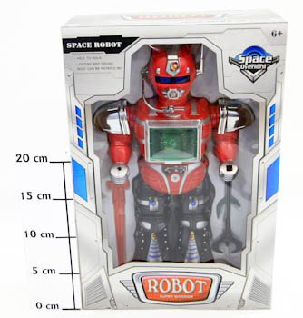 ����� �� ���.(����,����,������� 90����) ��� 36*24*10,5��, Space Robot, ���.200208. ���� 1
