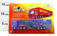 Мет.маш. Pioneer Toys Container Truck CRD PT303-1