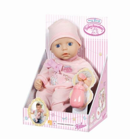 ����� my first Baby Annabell � ����������, 36 ��