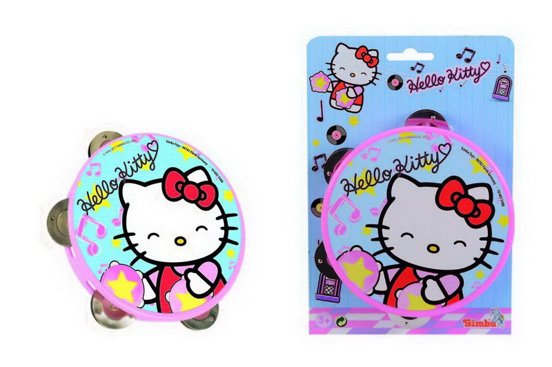 Тамбурин Hello Kitty, 1272