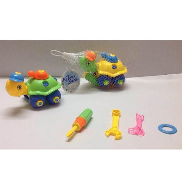 Пластиковый конструктор с болтами купить