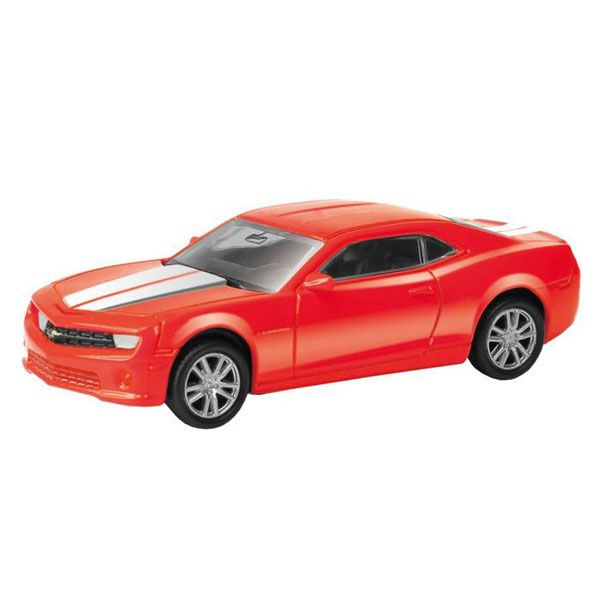 Метал. модель М1:64  RMZ CITY JUNIOR Chevrolet Camaro, арт.344004S.