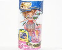 Кукла Winx Super Fate Enchantix Флора (2011 год). Фото 1