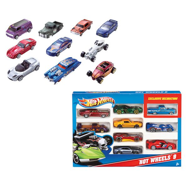 ������. HOT WHEELS� ����� ������������� ������� 10 ���� � ������� � ���.6���