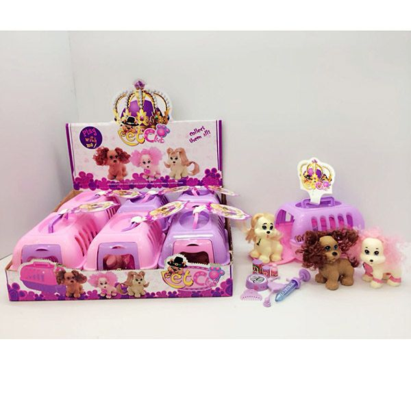 Набор игровой Pet Club BOX, арт.CL2061ABC.