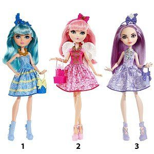 Кукла Ever After High из серии Именинный бал в асc-те